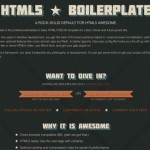 12 Free HTML5 and CSS3 Templates and Frameworks To Get You Started